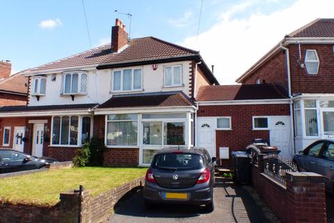 3 bedroom semi-detached house for sale - Burford Road, Kingstanding, Birmingham B44 8ED