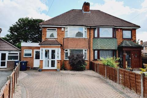 3 bedroom semi-detached house for sale - Whitminster Avenue, Erdington, Birmingham, B24 9NG