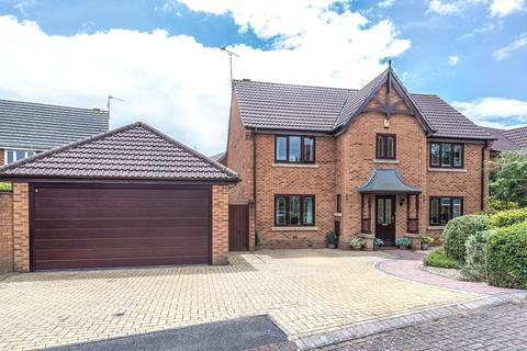 4 bedroom detached house for sale - Juno Way, Rushy Platt, Swindon, SN5