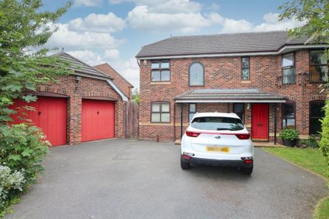 4 bedroom detached house for sale - Mercer Way, Nantwich, Cheshire