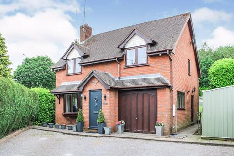 4 bedroom detached house for sale - Greenway Hall Road, Stockton Brook, ST9