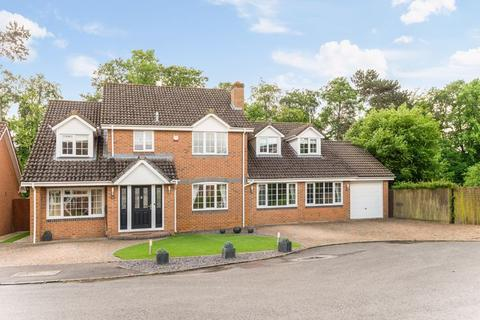 4 bedroom detached house for sale - Mons Way, Abingdon