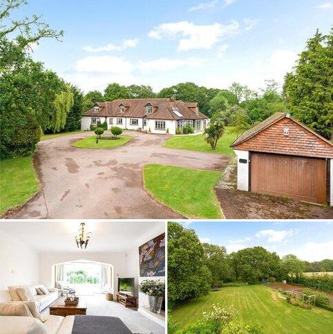4 bedroom detached house for sale - Oak Grange Road, West Clandon, Guildford, Surrey, GU4