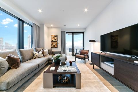 2 bedroom apartment to rent - George Street, Canary Wharf, London, E14