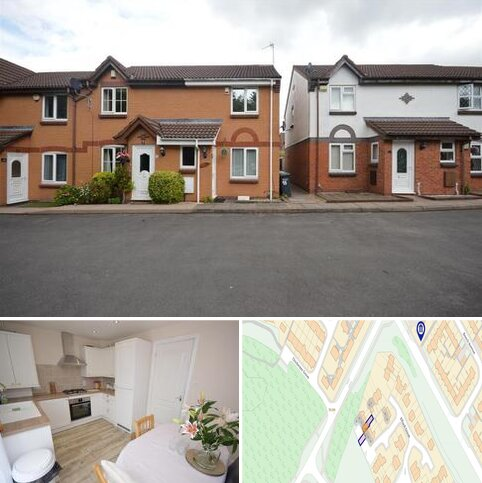 2 bedroom end of terrace house for sale - Elford Grove, Marston Green