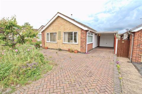 2 bedroom detached bungalow for sale - Kirfield Drive, Hinckley, Leicestershire