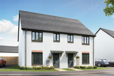 3 bedroom semi-detached house for sale - Plot 37 - The Gosford at Buckingham Heights, Pankhurst Close EX8