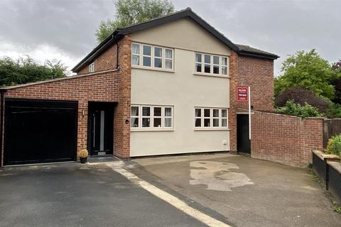 4 bedroom detached house for sale - Rufford Close, Burbage, Hinckley