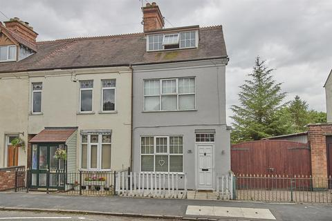 3 bedroom end of terrace house for sale - Southfield Road, Hinckley