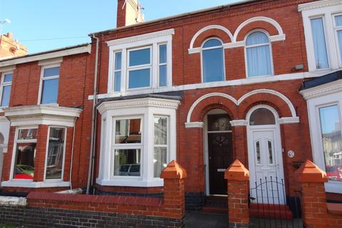 3 bedroom terraced house to rent - Walthall Street, Crewe