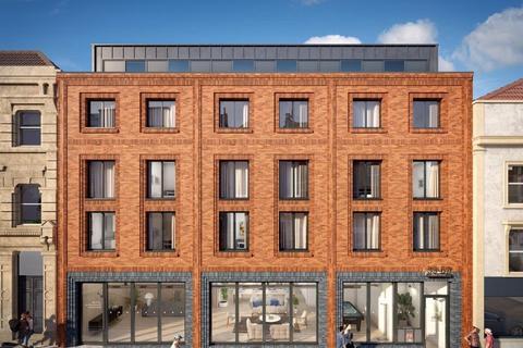 Studio to rent - West Street, Old Market, Bristol