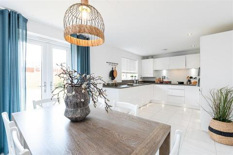 4 bedroom semi-detached house for sale - Plot 195 - The Huxford at Mayfield Gardens, Cumberland Way, Monkerton EX1