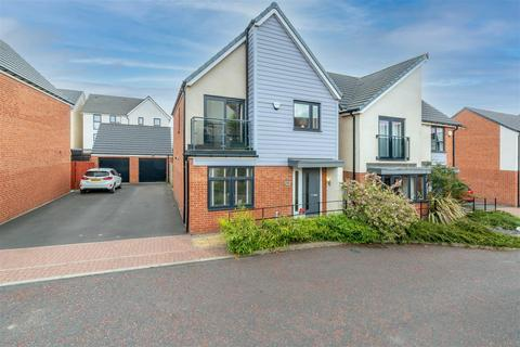 3 bedroom detached house for sale - Esperley Avenue, Great Park, Newcastle Upon Tyne