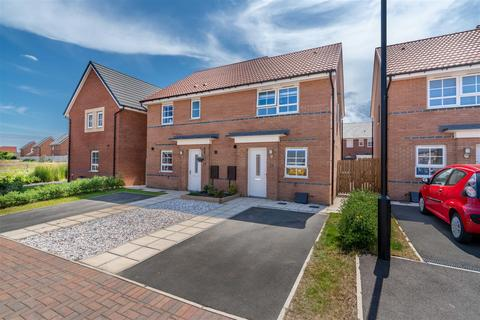 2 bedroom semi-detached house for sale - Cheltenham Close, North Gosforth, Newcastle Upon Tyne