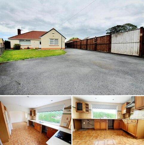3 bedroom detached bungalow for sale - Bryngwyn Avenue, Gorseinon, Swansea