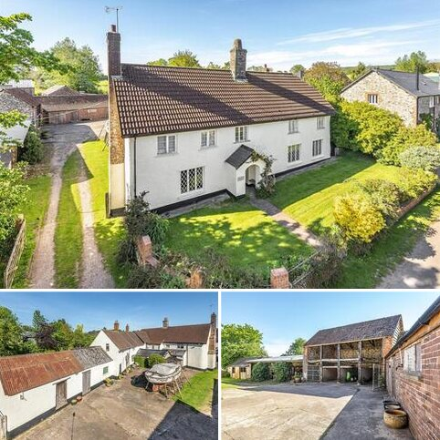 5 bedroom detached house for sale - Broadhembury, Honiton