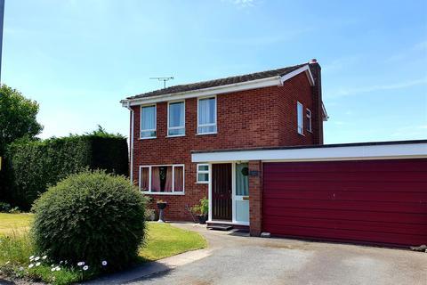 3 bedroom detached house for sale - Poynton Road, Shawbury, Shrewsbury