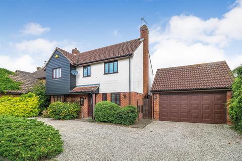 4 bedroom detached house for sale - Woodland Close, Hatfield Peverel