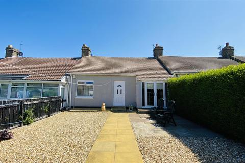 2 bedroom terraced bungalow for sale - Burns Avenue, Blackhall Colliery, Hartlepool