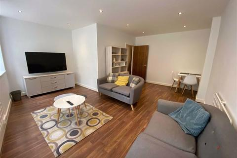 1 bedroom apartment to rent - District Bank Chambers, Halifax, HX1