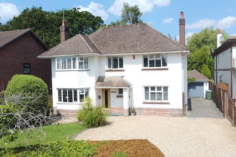4 bedroom detached house for sale - Elms Avenue, Lilliput, Poole