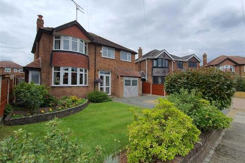 4 bedroom detached house for sale - Lincoln Avenue, Heald Green