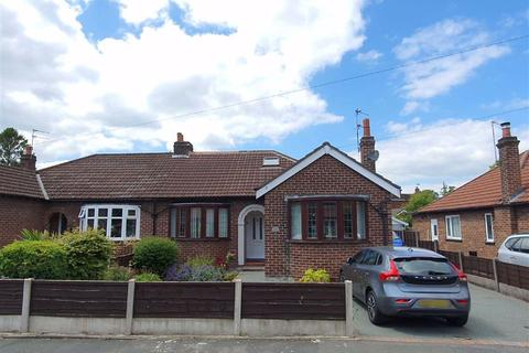 3 bedroom semi-detached bungalow for sale - Rose Vale, Heald Green