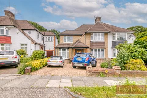 4 bedroom semi-detached house for sale - Uplands Way, Grange Park, N21