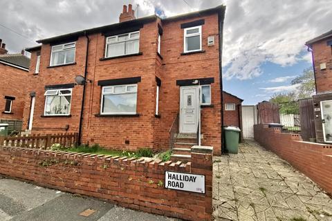 3 bedroom semi-detached house for sale - Halliday Road, Armley, Leeds