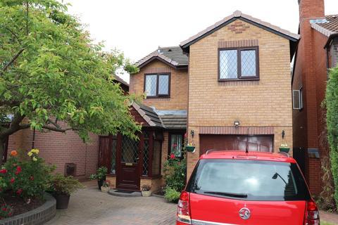 3 bedroom detached house for sale - Linley Close, Aldridge