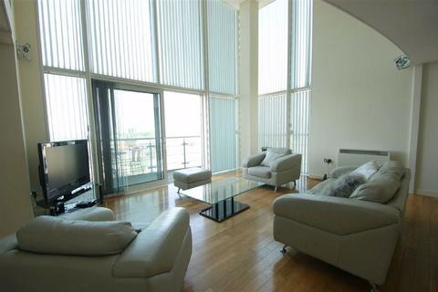 2 bedroom penthouse to rent - K2, Albion Street, LS2