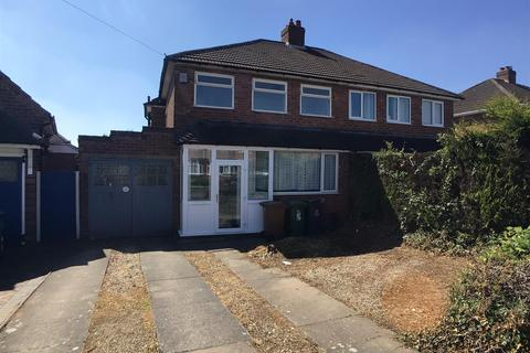 3 bedroom semi-detached house to rent - Lowlands Avenue, Sutton Coldfield