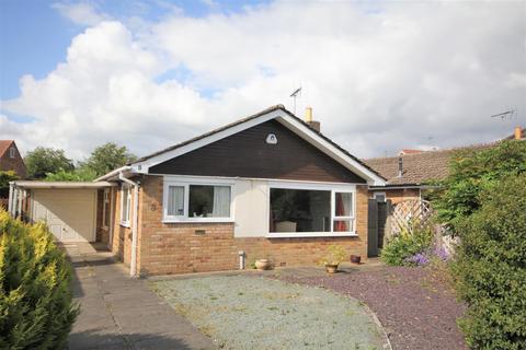 2 bedroom detached bungalow for sale - Stockhill Close, Dunnington, York, YO19