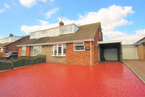 3 bedroom semi-detached bungalow for sale - Petherton Road, Whitchurch