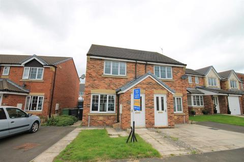 2 bedroom semi-detached house for sale - Wooley Meadows, Stanley Crook
