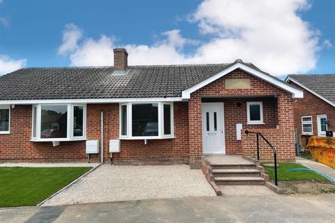 2 bedroom semi-detached bungalow for sale - Hambleton View, Tollerton