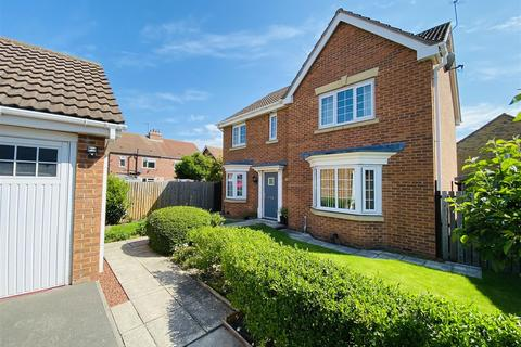 4 bedroom detached house for sale - Abbots Mews, Selby