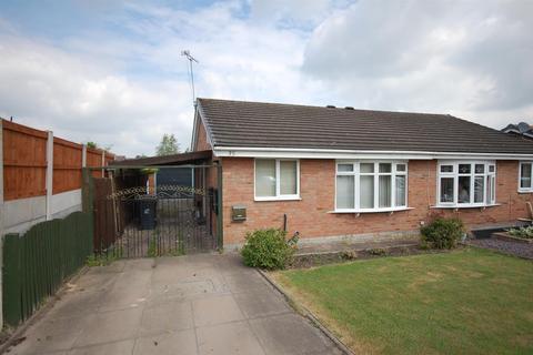 2 bedroom semi-detached bungalow for sale - Rochester Crescent, Crewe
