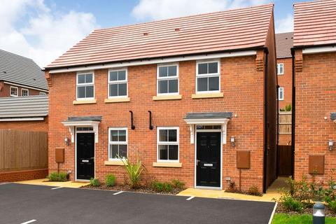 2 bedroom semi-detached house for sale - Plot 172, Wilford at Corinthian Place, Maldon Road, Burnham-On-Crouch, BURNHAM-ON-CROUCH CM0