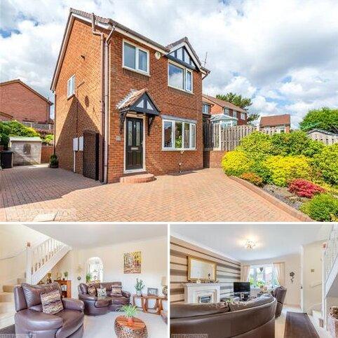 3 bedroom detached house for sale - Cyprus Close, Salem, Oldham, OL4