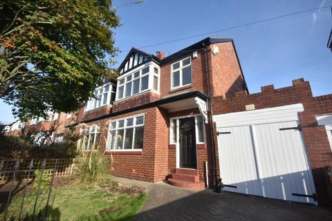 4 bedroom semi-detached house to rent - Hartside Gardens, Jesmond,