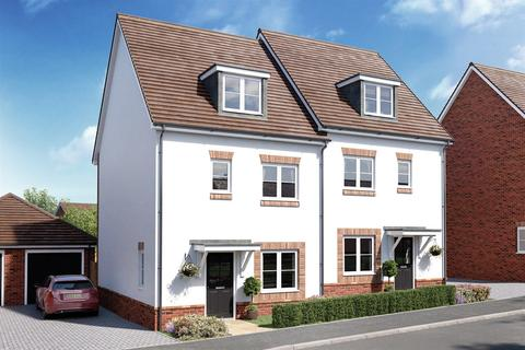 4 bedroom house for sale - Plot 088, The Westwood at Steeple View, Off Addison Road MK18