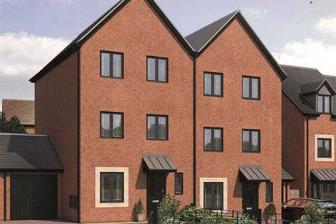 4 bedroom house for sale - Plot 217, The Lawford at Woodbury Hill, Foyle Road B38
