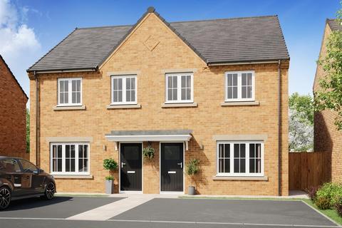 3 bedroom house for sale - Plot 107-o, The Holmewood at Alston Grange, Preston Road PR3