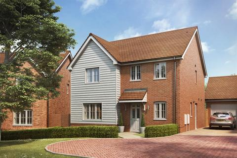 4 bedroom house for sale - Plot 199, The Oakford at Roundhouse Gate, Primrose Close  NR4