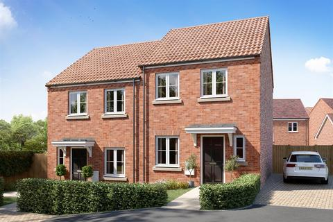 2 bedroom house for sale - Plot 286, The Thornton at Westhill, Northampton Road NN15