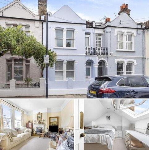2 bedroom flat for sale - Wardo Avenue, Fulham