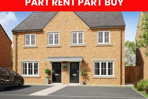 3 bedroom semi-detached house for sale - Plot 120, The Holmewood. at Alston Grange, Preston Road PR3