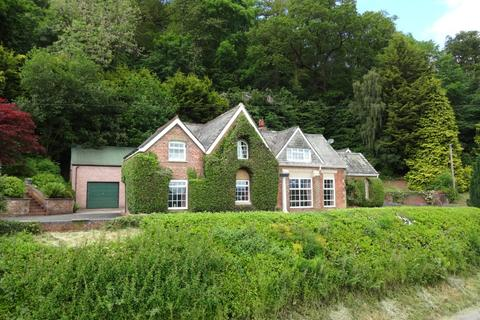 4 bedroom detached house for sale - Abermule, Montgomery, Powys, SY15