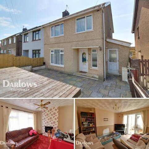 3 bedroom semi-detached house for sale - Pen-Y-Bryn, Caerphilly
